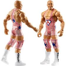 SummerSlam 2018 WWF WWE Kurt Angle Wrestling Action Figure Kid Youth Mattel Toy