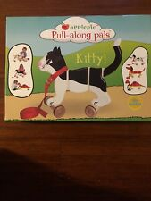 Apple Pie Pull- Along Pals Kitty!  Brand New In Box!