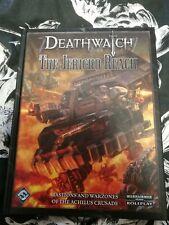 GAMES WORKSHOP WARHAMMER 40,000 40K DEATH WATCH RPG JERICHO REACH