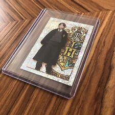 More details for rare 2001 panini harry potter the philosopher's stone ron sticker base psa