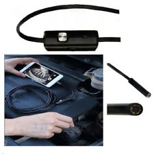 2M Mini Android Waterproof End/Borescope Micro USB Inspection Video Camera Valid