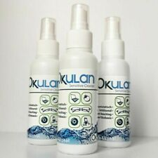 Okulan Sensitive Cleaning Fluid-Removes Dirt Delicate,Phone's iPads,Laptop,TVs