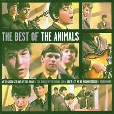 The Animals - The Best Of The Animals NEW CD