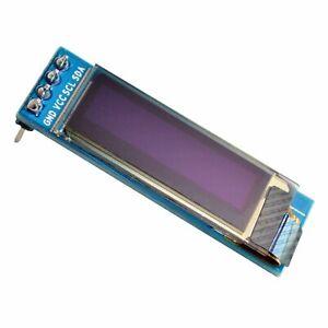OLED LCD Display Module 0.91 inch 128x32 I2C IIC Serial 12832 SSD1306 Screen