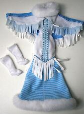Barbie original Mattel Disney Winter Moon Pocahontas Zubehör dress a. Konvult