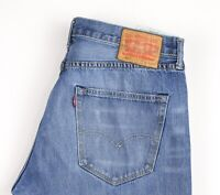 Levi's Strauss & Co Hommes 501 Jeans Jambe Droite Taille W36 L28 AVZ751
