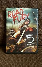 Dvd The Road Fury Collection 5 movies Like New Condition!