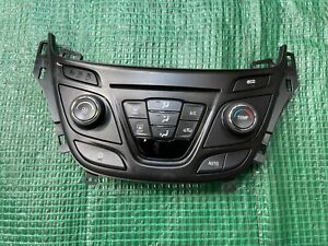 2016 Vauxhall Insignia Mk1 Heater Control Panel Switch's 26202384