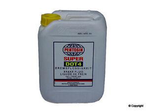 Brake Fluid-Pentosin Brake Fluid WD EXPRESS 97499002348 5 Liter