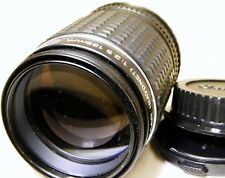 PENTAX 135mm f2.5 Lens Manual Focus Lens adapted to Canon EOS EF cameras T6i 70D