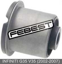 Crossmember Bushing (Hydro) For Infiniti G35 V35 (2002-2007)