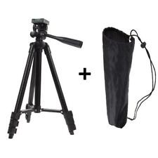Camera Tripod Professional Portable Mini Dslr Travel Head Digital Aluminum Stand