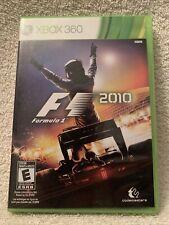 New listing Formula 1 - F1 2010 (Microsoft Xbox 360, 2010)