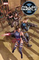 Marvel Comics 2019 Fallen Angels #2 DX NM Presale 11-27