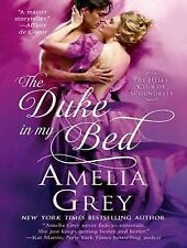 Heirs' Club of Scoundrels: The Duke in My Bed 1 by Amelia Grey (2015, MP3 CD,...