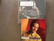 Two Teardrops by Steve Wariner Promo  Country CD May-1999 Capitol