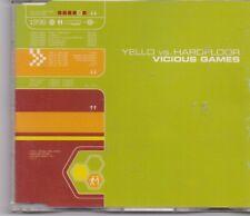 Yello VS Hardfloor-Vicious Games cd maxi single