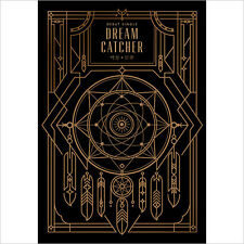Dream Catcher - Nightmare Debut Single Photobook New Sealed CD