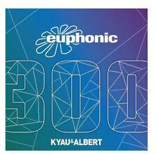 CD sealed and signed : Kyau & Albert Euphonic 300 Mix CD