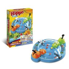 Hippo Flipp Kompakt Reisespiel Murmelmampfen Murmel Spiel Kinder Hasbro/NEU/