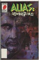 Alias 1990 series # 3 near mint comic book