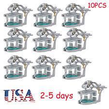 10pcs dental dentist Adjustable Magnetic Articulator Dental Lab Equipment Model