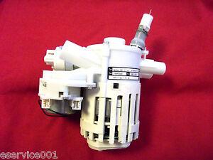 Miele Umwälzpumpe komplett mit Heizung und Druckschalter  10397276