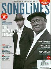 2007 Songlines Magazine Issue #43: Roberto Fonseca & Ibrahim Ferrer/Manu Dibango