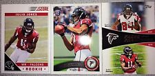 Julio Jones 2011 Topps & Score ROOKIE Football CARD RC Atlanta Falcons LOT X3 !!