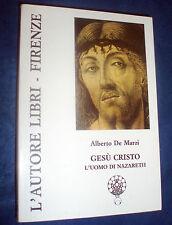 Gesù Cristo : l'uomo di Nazareth