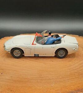 Corgi Toys No. 336  - James Bond Toyota 2000 GT with Two Figures