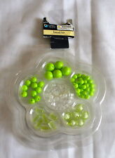 Unopened Bead Kit Necklace or Bracelet by Crafter's Square string included