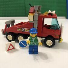 Wrecker Lego Duplo Item Vehicle Safety Flasher Orange
