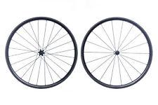Bontrager Aeolus XXX 2 Road Bike Wheel Set 700c Carbon Tubular Shimano 11 Speed