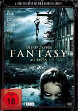 Die größten Fantasy Autoren [4 DVDs] (FSK18) gebr.-gut