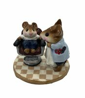 """Wee Forest Folk: """"First Haircut"""" Collectible, W/ Box, 1986, M-137"""