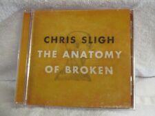 "/CD - Chris Sligh ""The Anatomy of Broken"" - 2010 - Rock/Pop - Word Entertainment"