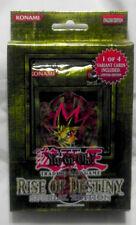 Yu-Gi-Oh! Rise of Destiny, Blaze of Destruction, & Zombie Madness