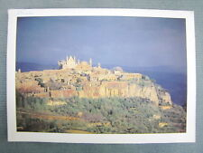 Cartolina viaggiata ORVIETO veduta panorama 2004 grande