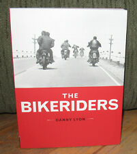 SIGNED Danny Lyon The Bikeriders Motorcycles Bikes Chronicle Books Softcover