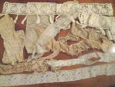 3m bianco cotone morbido bordo in pizzo stretta Trim