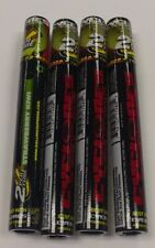 4 CYCLONES STRAWBERRY KIWI PRE ROLLED CONES CIGARETTE ROLLING PAPERS