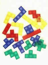 Blokus Game Individual Replacement Pieces Educational Insights Mattel 2013