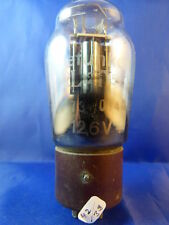RL12T15 Telefunken # NOS # 1940 # legendary tube/oldest production (8541)
