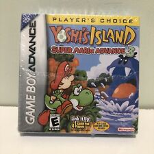 Super Mario Advance 3 Yoshi's Island - New Sealed - Canadian Variant Gameboy GBA