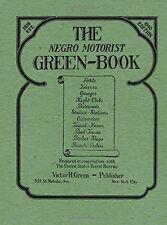 The Negro Motorist Green-Book: 1940 Facsimile Edition [Paperback]