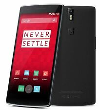 OnePlus One 64Gb Black Preowned +3 Months Seller Warranty Dent+Scratches