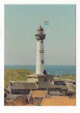 Egmond Aan Zee Vuurtoren JCJ Van Speyk Netherlands Lighthouse Postcard 019c