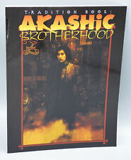 Mage the Ascension Tradition Book Akashic Brotherhood RPG Roleplaying Game New