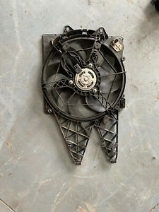 Alfa Romeo Giulietta diesel Turbo engine cooling thermo fan